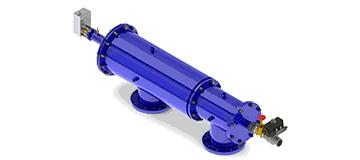 Automatische Flüssigkeitsfilter